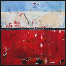 paintings red