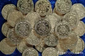 pence money