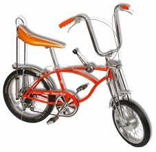 schwinn banana seat bike