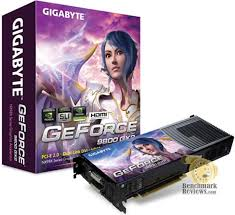 gigabyte geforce 9800gx2