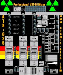 mixer virtual