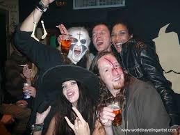 halloween parties 2008