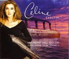 celine dion titanic album