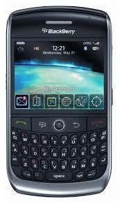 blackberry curve 9500