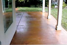 patio stain
