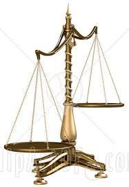 justice balance scale