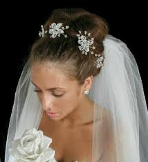 bride headpieces