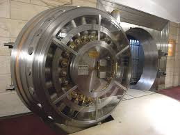 bank vault picture
