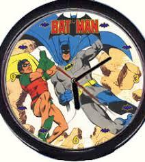batman clocks