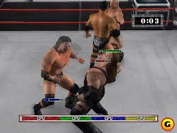 wwe raw pc game