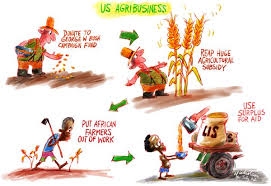 agriculture of africa