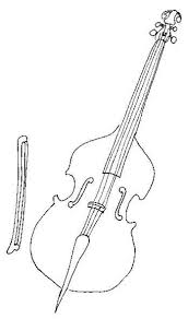 musical instruments bass