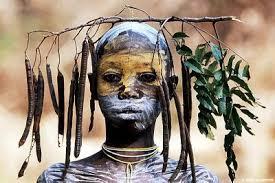 las tribus de africa