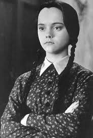 wednesday addams family