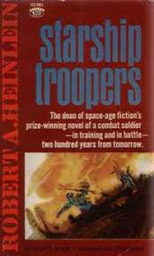 robert a heinlein starship troopers