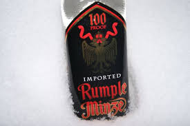 rumple minze peppermint liqueur
