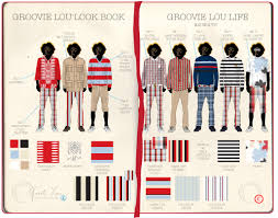 fashion design portfolio example