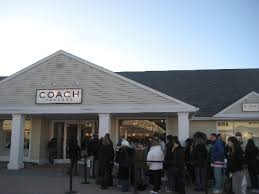 visit a Coach outlet for