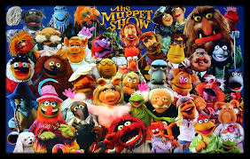 all the muppets