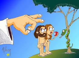el pecado de adan y eva