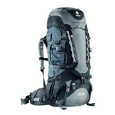 60 litre rucksacks