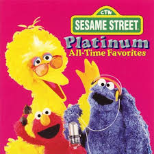 sesame street platinum