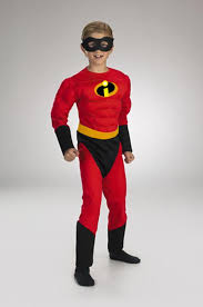 kids superhero costume