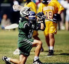 lacrosse throw