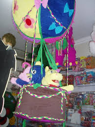 backyardigans pinatas