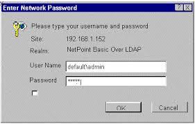 active directory login