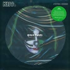 kiss picture disc