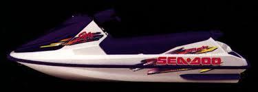 1997 seadoo gts