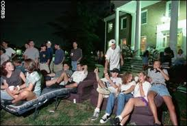 fraternity party