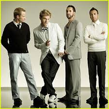 Backstreet Boys - Boys Will Be Boys