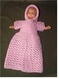 crochet doll dresses