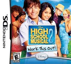 high school musical 2 ds game