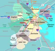 city of boston maps