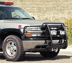 chevy tahoe grill guard