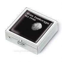 designer pillbox