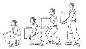 ergonomics lifting