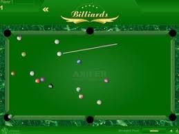 games billiards