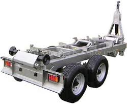 hook lift trailer