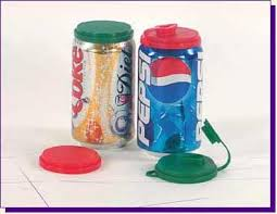soda can covers