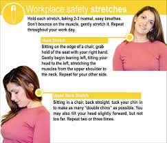 neck stretching exercises