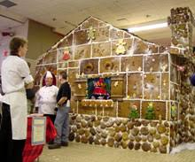 big gingerbread houses