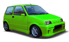 cinquecento body kit