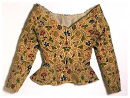 17th century embroidery
