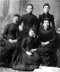 family genealogy page