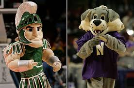 colleges mascots