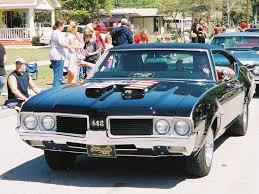 1969 cutlass 442